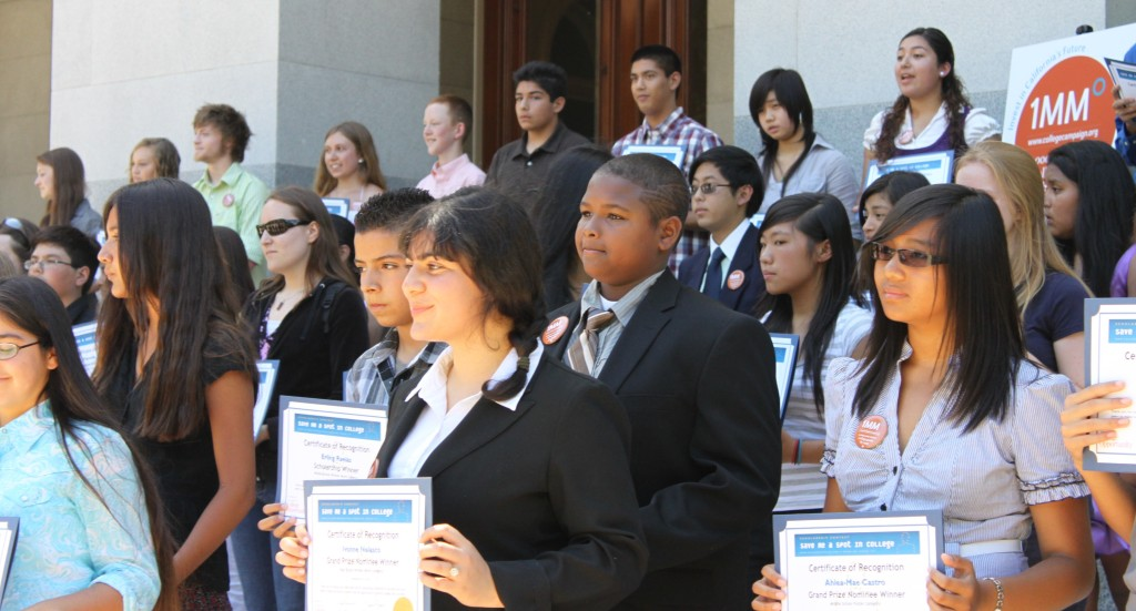 2006 Spot Students at Capitol