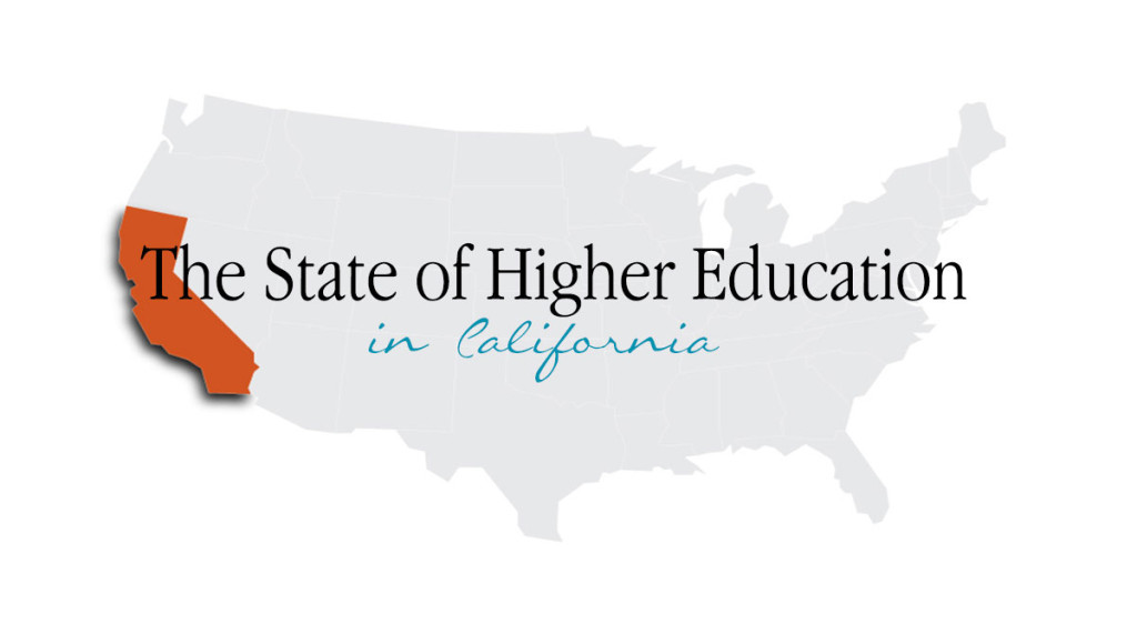 2013 The State of Higher Ed in CA