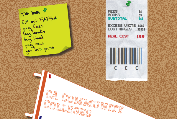 July 2014 | <em>The Real Cost of College: Time and Credits to Degree in California</em>