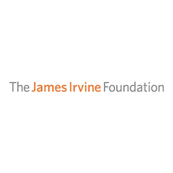 James Irvine Foundation Logo formatted