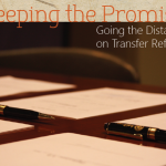 March 2016|<em> Keeping the Promise: Going the Distance on Transfer Reform</em>