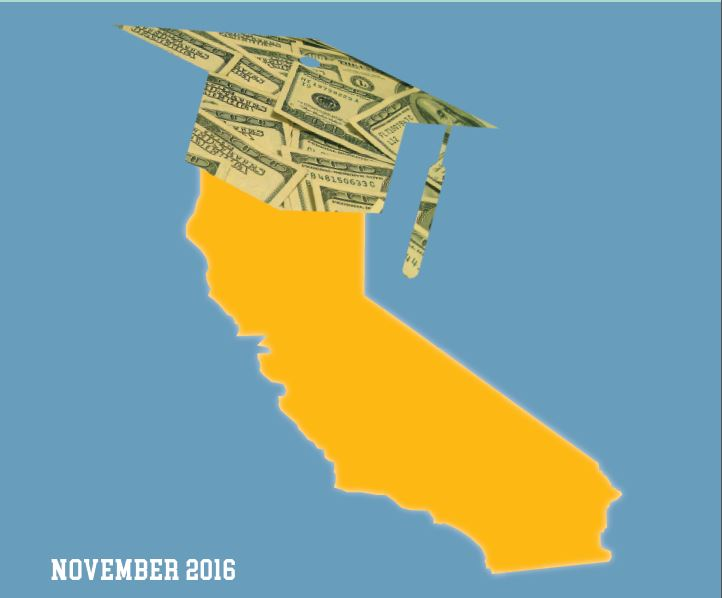 November 2016|California Fact Sheet: Simplifying Federal Student Aid: Grants, Loans, & Repayment Plans