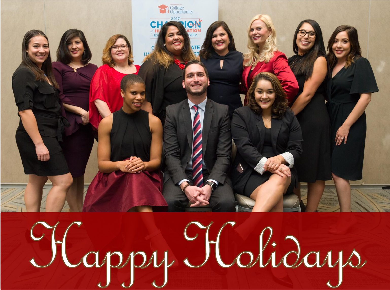 Happy Holidays from Staff