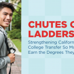 Chutes or Ladders? Strengthening California Community College Transfer So More Students Earn the Degrees They Seek